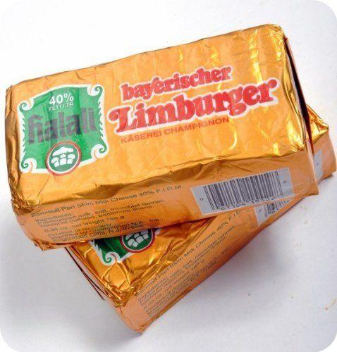 Traditional Limburger Cheese - Creamy, 8 oz., ,
