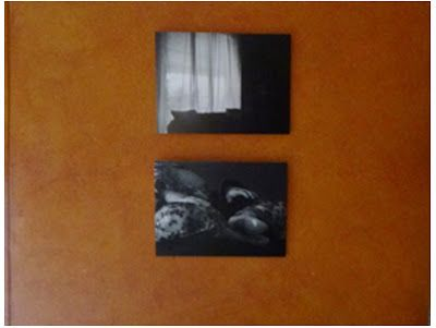 """""""In Molly's Bloom room"""" 2 photographs Lizzie Calligas"""
