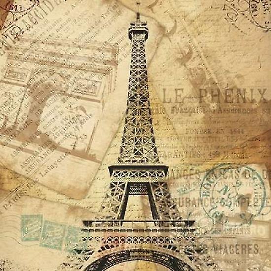 Картинки эйфелева башня винтаж