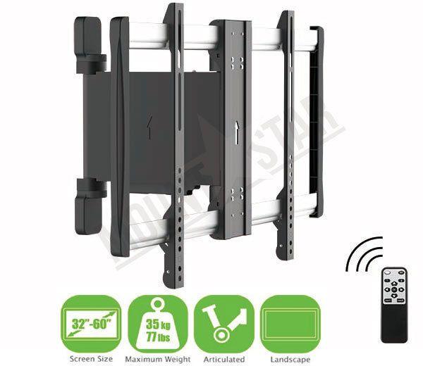 Best 25 motorized tv mount ideas on pinterest rv tv for Motorized tv lift with swivel