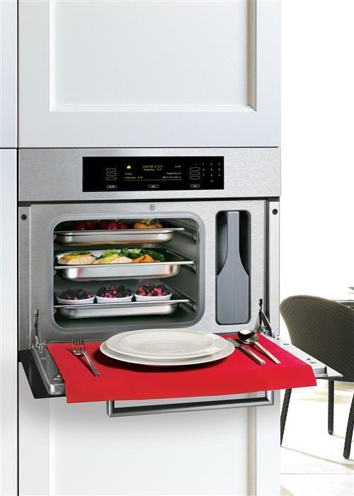 BlogTour sponsor: Miele, Steam Ovens for healthy living