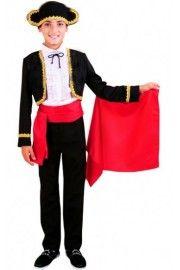 İspanyol Kostümü Çocuk, Erkek Çocuk Kostümleri, Ülke Kostümleri,Erkek Çocuk Ülke Kostümleri,