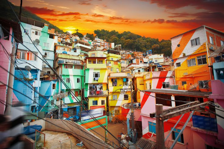 The most colourful cities around the world | Travel at 60
