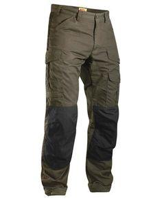 Hose Vidda Pro (schwarz) von Fjällräven - Hosen - Jagdbekleidung für Herren - Jagdbekleidung Online Shop - Frankonia.de