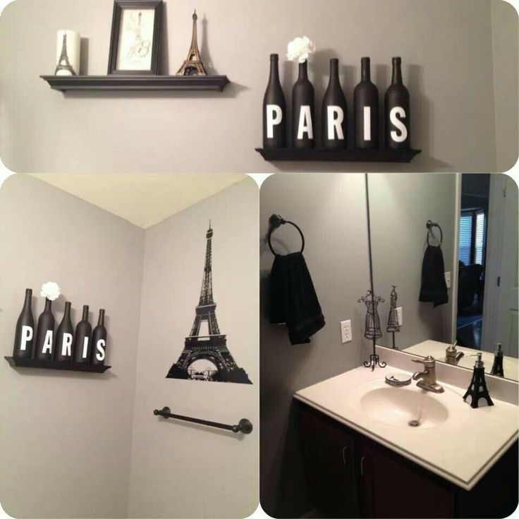 Die besten 25 paris themen badezimmer ideen auf pinterest for Paris inspired bathroom ideas
