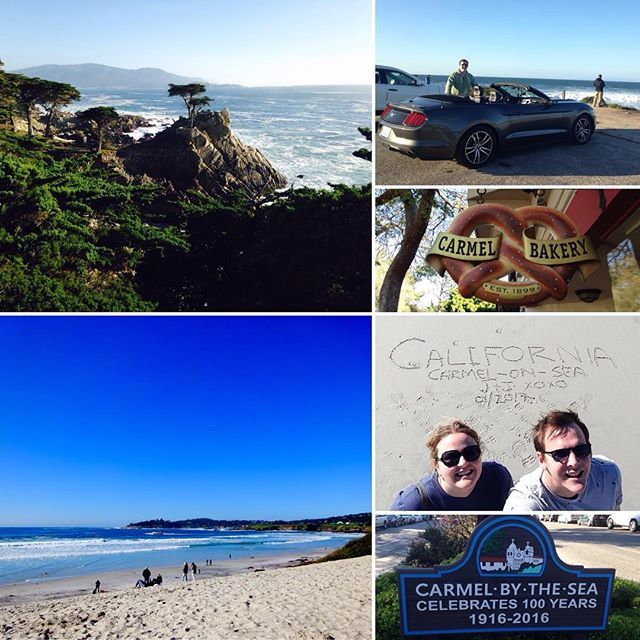 This 17 mile drive in California is so beautiful! #worldtrip #carmelbythesea #california #delmonteforest #17miledrive #montereybaylocals - posted by Making It Happen! https://www.instagram.com/jj_the1yeartravel - See more of Del Monte Forest at http://delmontelocals.com