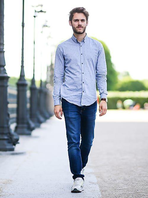 Welche Jeans passt für welche Männer-Figur    Marty s Men Street ... 5927fe812e