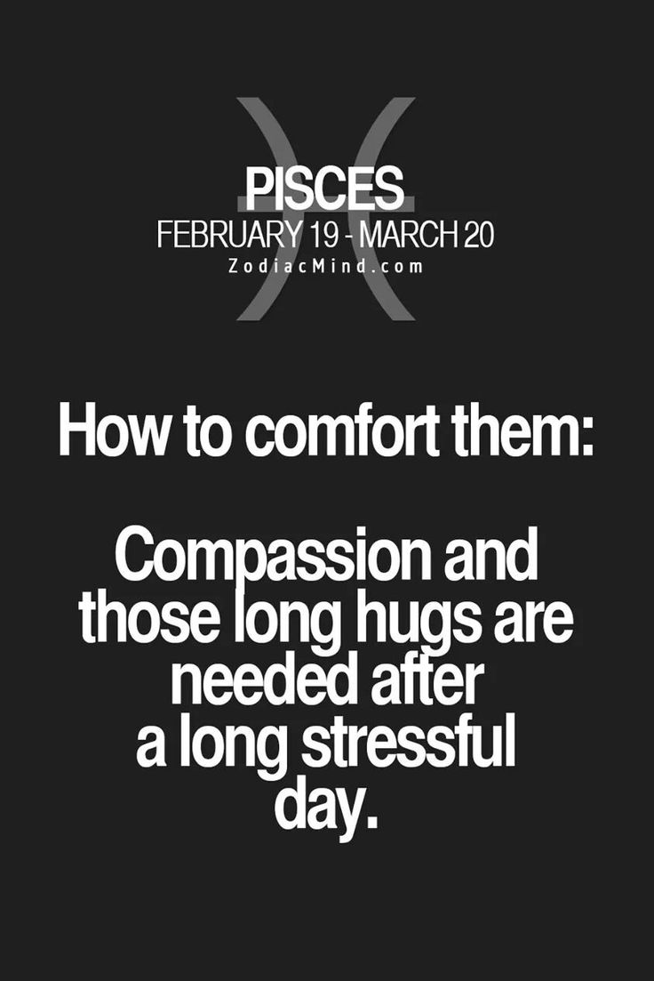 Soooo true for me! Pisces