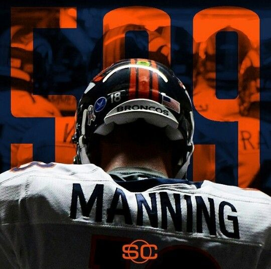 Peyton Freakin Manning everybody.