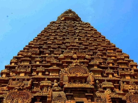 The Great Living #Chola #Temples are temples built during the Chola rule in the #south of #India, #TamilNadu