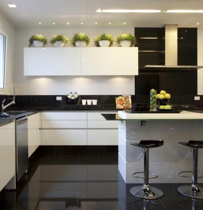 schwarze fliesen küche reinigen  kvänum  fliesen küche