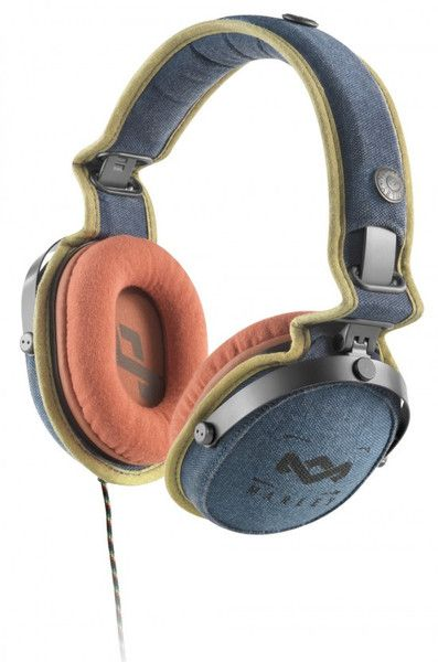 House of Marley RISE UP™ Over-Ear Headphones - available in 4 Styles