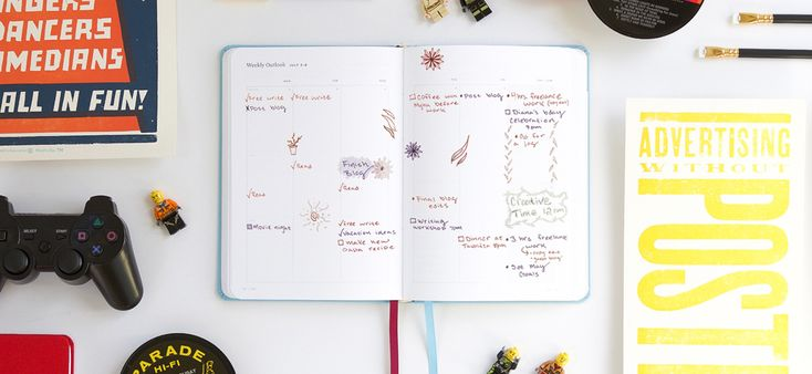 Ink+Volt 2018 Planner Signature Series   Ink+Volt Planners, Calendars and Notebooks