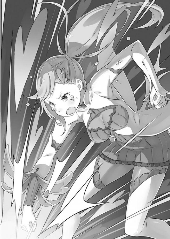 Re: Zero x Konosuba Crossover Images and Illustrations from Re: Ze …