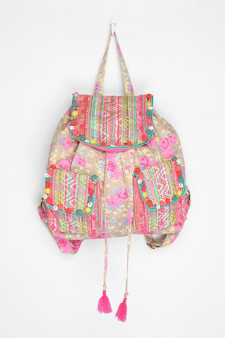 Ecote Hanging garden backpack
