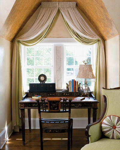 Dormer Window Curtains: 129 Best Draperies And Curtains Images On Pinterest