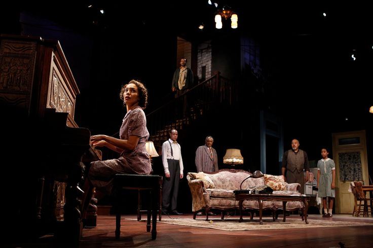 an analysis of the basic lessons of african american culture in the piano lesson by august wilson In the play, the piano lesson, playwright august wilson confronts the ghosts of a collective history of slavery for african-americans when doaker tells the story of the piano and states that.