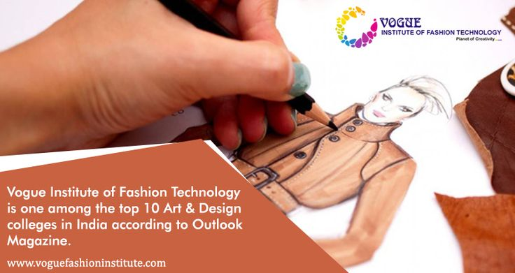 A pioneer amongst others, Vogue Institute of #Fashion #Technology is one among the top 10 #Art & #Design #colleges in #India according to Outlook #Magazine. Whether it's a #diploma in #animation or a #Master's #degree in #Interior #designing, we have something for you! #vogueinstitute #careerinfashion #interiordesign  https://goo.gl/qZmYXo