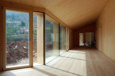 17 migliori idee su casa passiva su pinterest solare for Moderni piani casa fienile