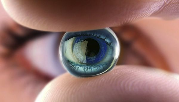 Here's something cool you never knew you wanted. Contact lenses made with graphene could give you night vision. I'll take two.