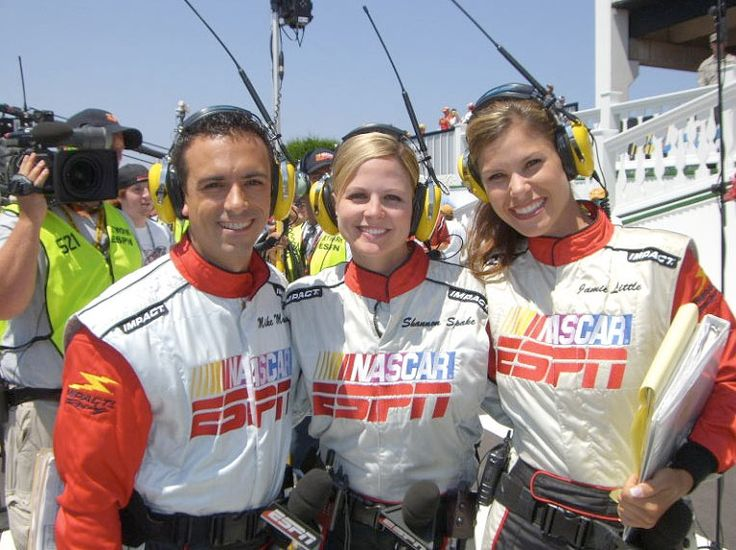 Mike Massaro, Shannon Spake, Jamie Little