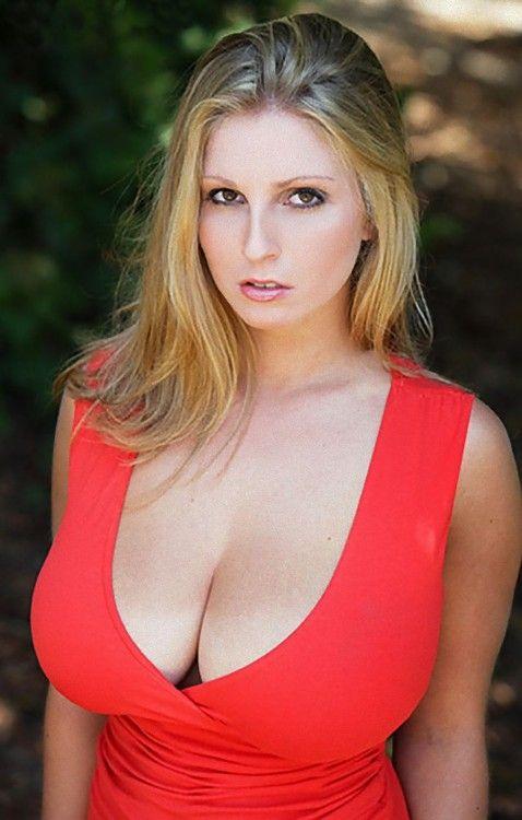 Large breasts allie jordan