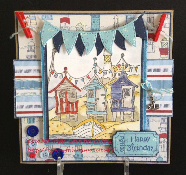 Michael Powell Stamp Shore Line
