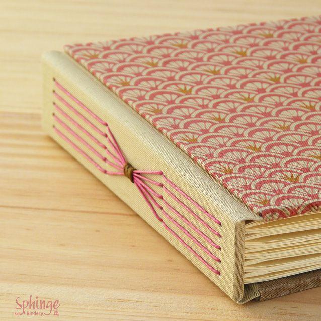 Portfolio de cuadernos artesanales - Sphinge · Slow Bindery