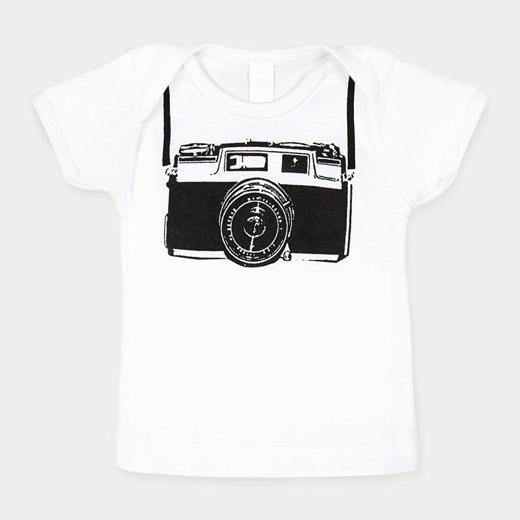 Camera Print Baby T