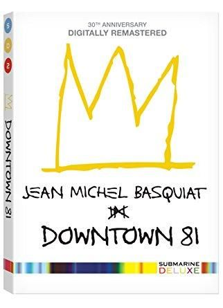 Jean-Michel Basquiat & Deborah Harry & Edo Bertoglio-Downtown 81