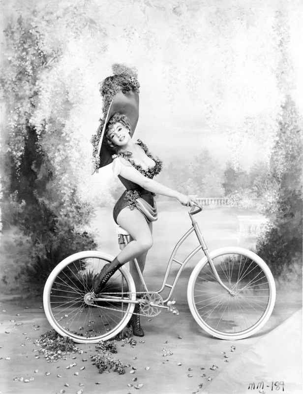 Glamour girl bike are