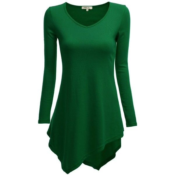 The 25  best Green tunic ideas on Pinterest | Green dress casual ...