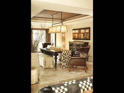 103 besten Africa Inspired Home Interior decorating Bilder auf - wohnzimmer ideen afrika