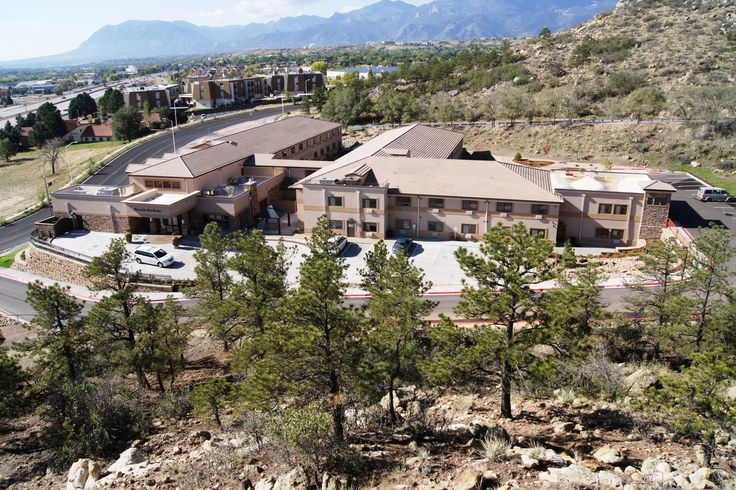 Point Of The Pines Gardens Assisted Living In Colorado Springs Colorado Hgf Architects Inc