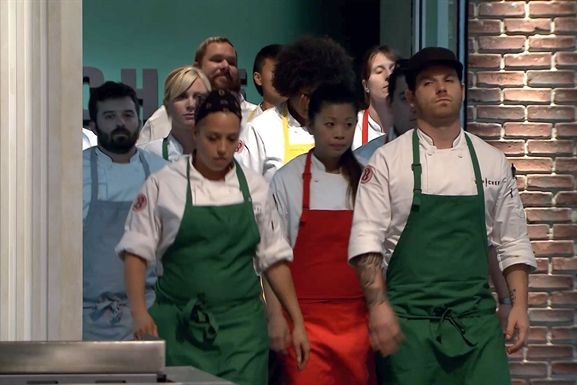 Get a first look at Season 12 of Top Chef, which is full of twists, sudden death challenges, and tasty dishes. AND A PALEO CHEF!!