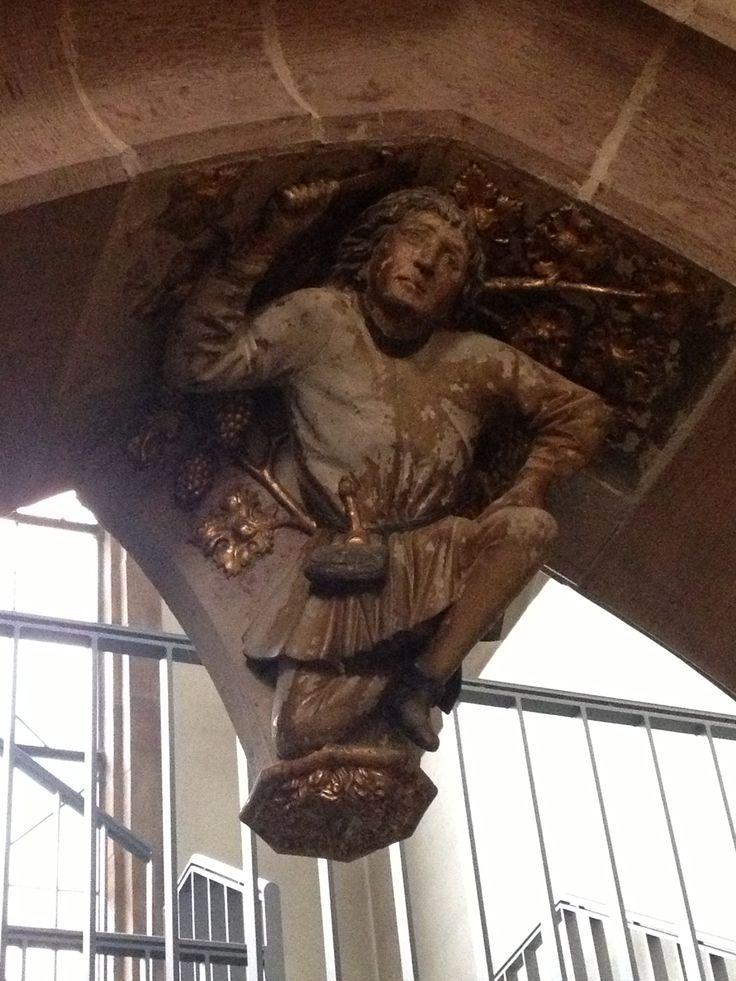 XV. Jh.  Stiftskirche Stuttgart