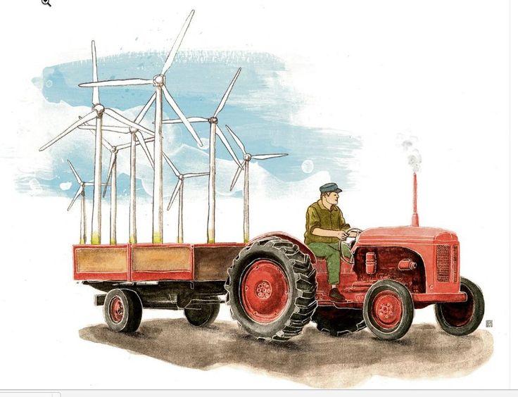 Keuze genoeg: zonnepanelen, stroom van de boer, een warmtepomp. Wat levert het meeste op?