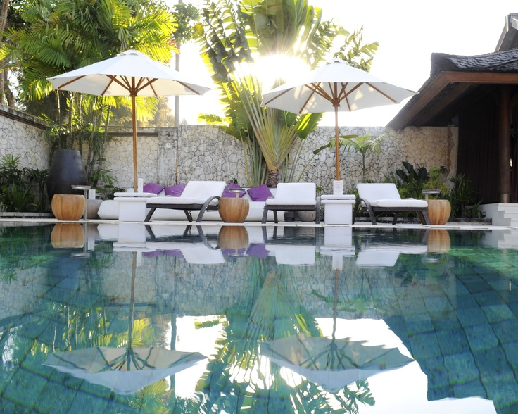 Piscine calme à côté du Spa - Club Med Bali