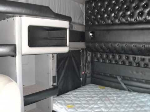 45 best images about truck sleepers on pinterest semi trucks off duty and trucks for Kenworth t660 studio sleeper interior