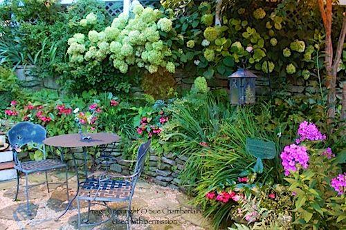 Garden Walk Chattanooga: Hydrangeas In A Cottage Garden. Plant Them In Various
