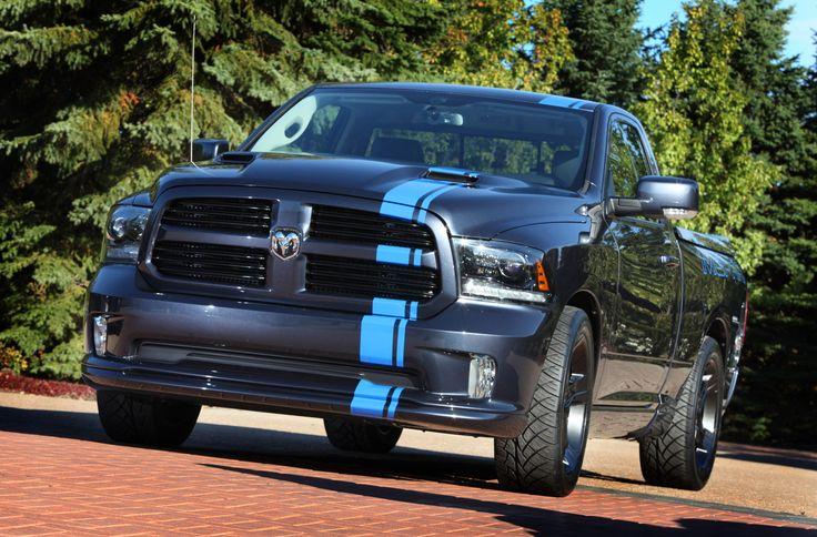 2017 Dodge Ram Trucks
