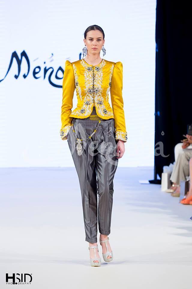 Rym Menaifi est une créatrice qui a su s'imposer comme une protagoniste majeure sur la scène de la mode algérienne. C'es