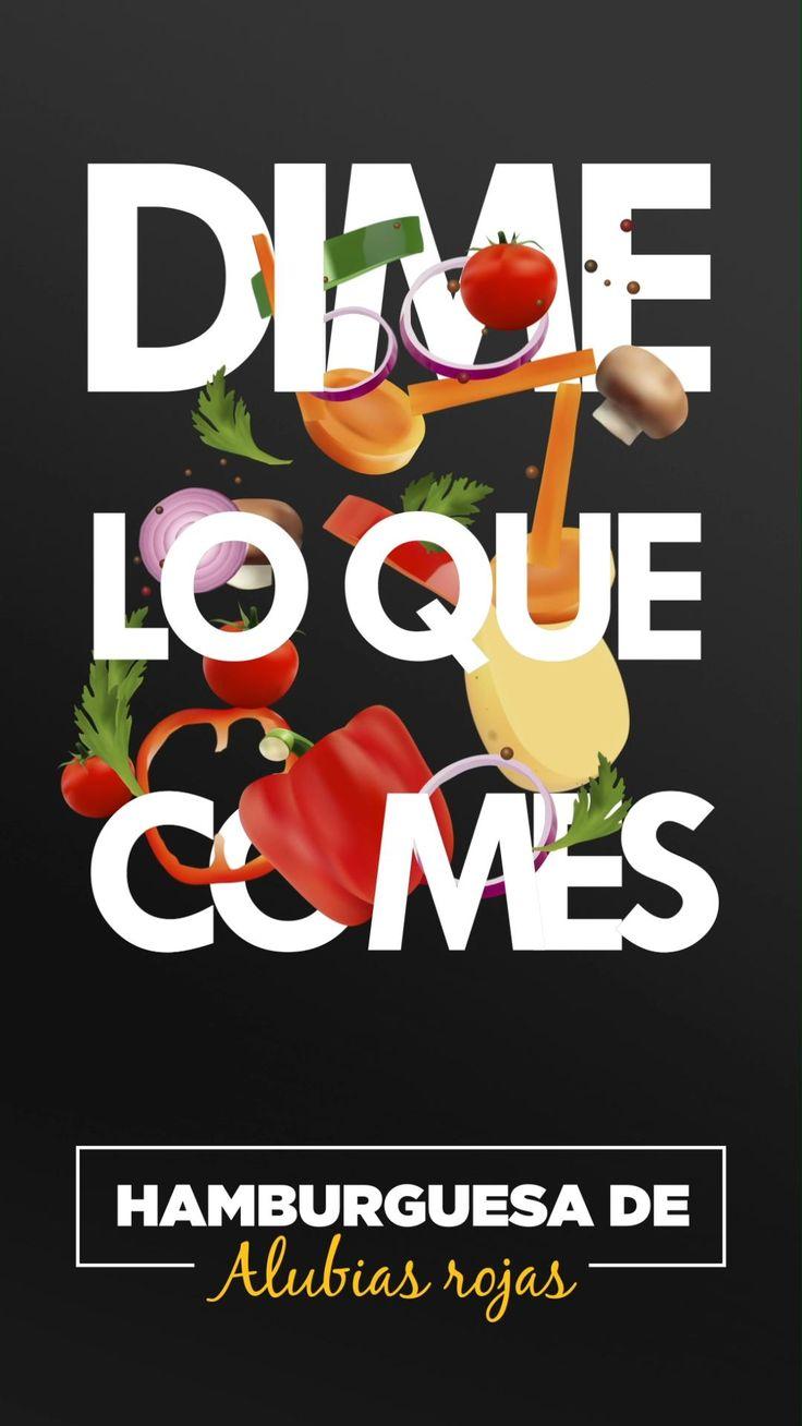 Receta de hambuguesa vegetal de legumbres para dieta vegana elaborada por la Silvia Riolobos. Más recetas como esta en el programa Dime lo que comes en Canal Cocina. No te pierdas el programa de lunes a viernes a las 21h en tu canal de gastronomía preferido. Healthy Meal Prep, Healthy Cooking, Vegan Recipes, Veggies, Yummy Food, Veggie Burgers, Meals, Pasta, Chocolate