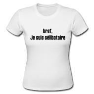 Tee shirts ~ Tee shirt basique Femme ~ Numéro de l'article 24589548