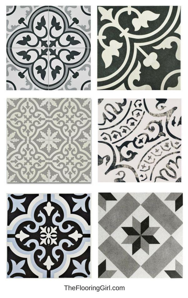 Top 7 Bathroom Flooring Trends for 2020 | Vintage tile ...