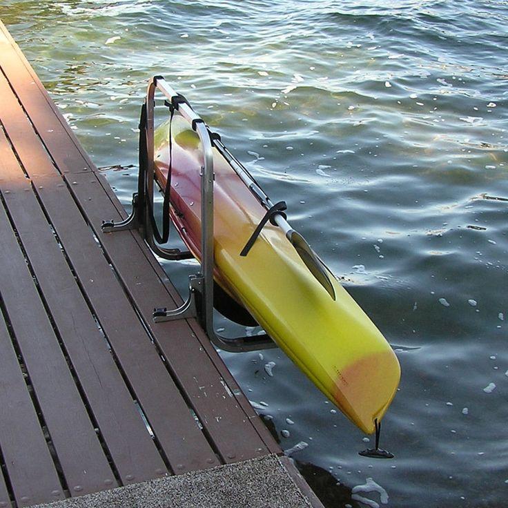 Dockside Kayak Storage Rack | | The DocksiderThe Docksider