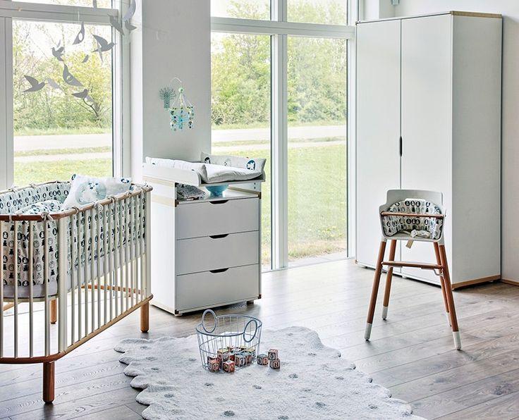 Baby Wiege Rezyklierten Materialien - Design