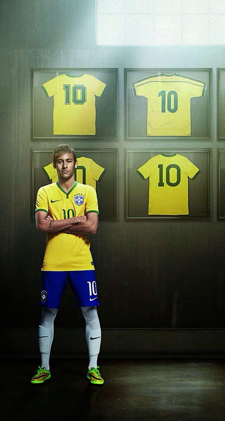 Neymar Jr., Brazil, WorldCup Brazil 2014