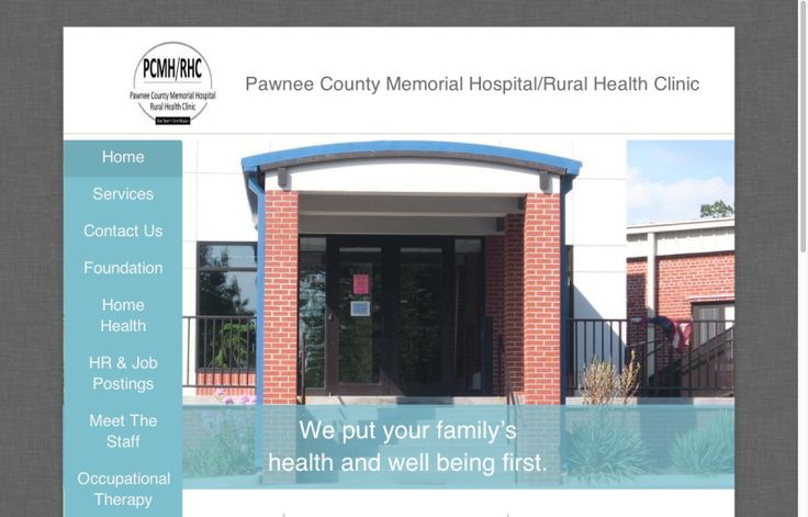 pawnee county rural health clinic