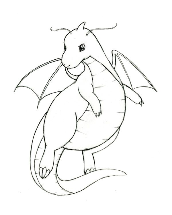 10 Best Images About Kids Learning Printables On Dragonite Pokemon Coloring Pages